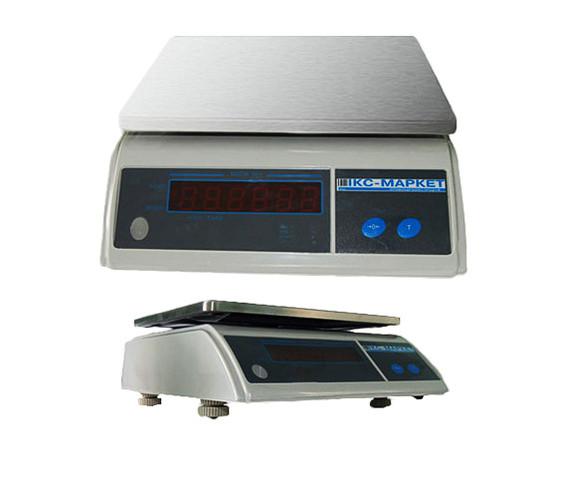 Весы фасовочные ICS-6AW ― электронная модель