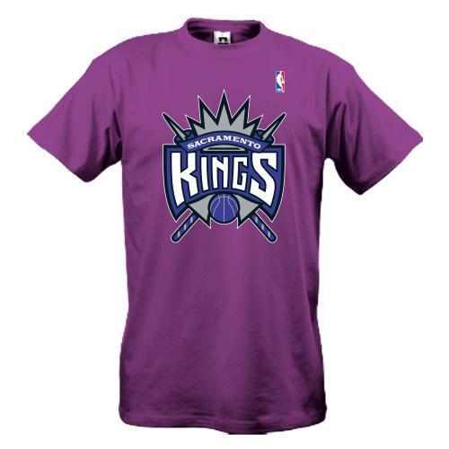Футболка Sacramento Kings