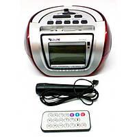 Цифровое радио с будильником Golon RX 656