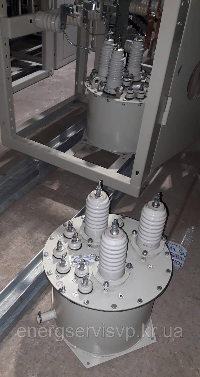 Трансформатор напруги вимірювальний НТМИ-6 У2
