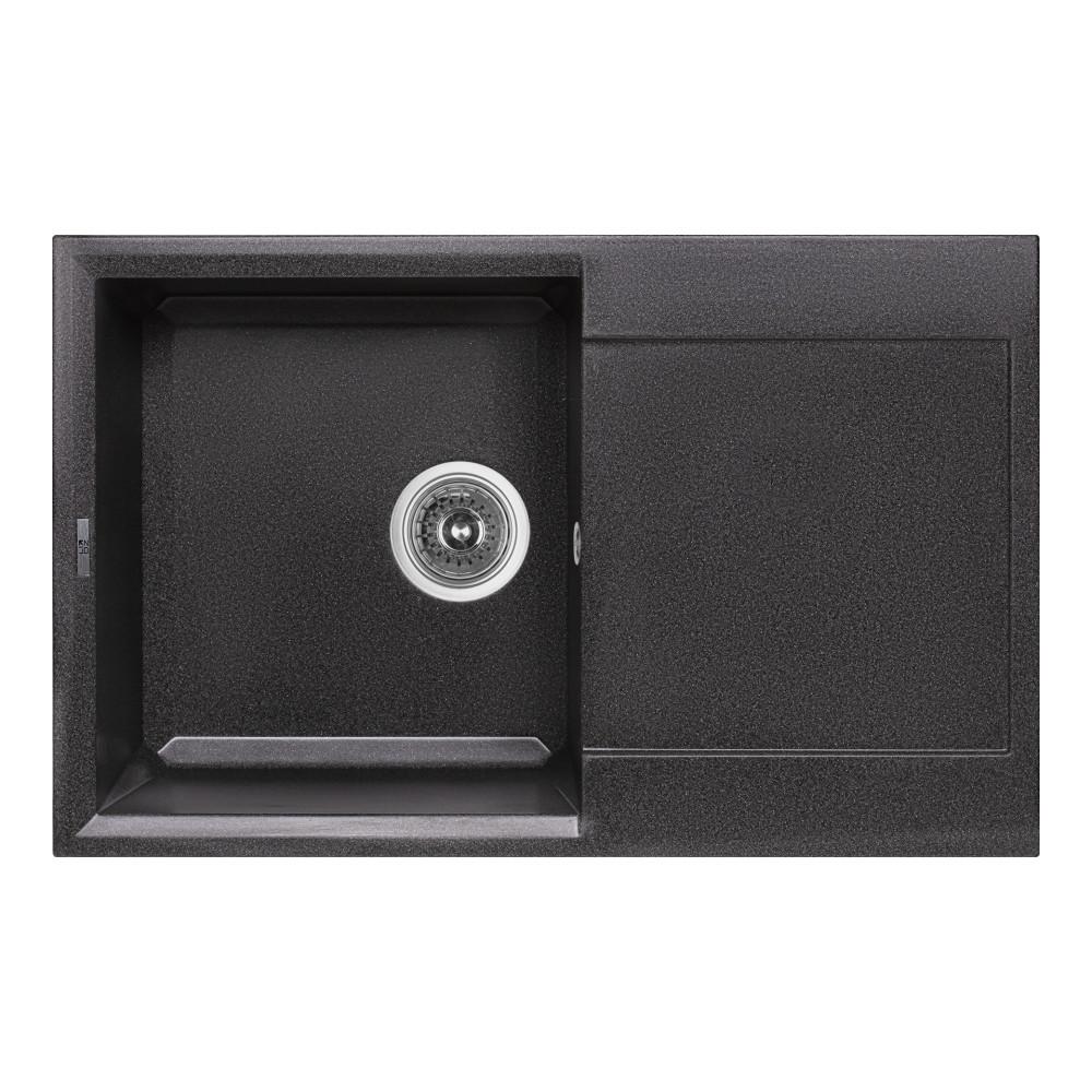 Кухонна мийка Lidz 790x495/230 GRF-13 (LIDZGRF13790495230)