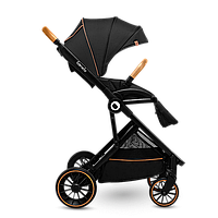 Универсальная коляска 2 в 1 Lionelo RIYA BLACK ONYX