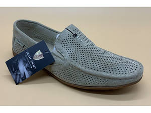 Туфлі чоловічі * Desay 8020-57 бежевий