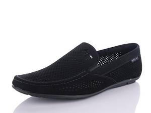 Туфлі чоловічі * Desay 2020-25 чорний