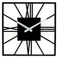 Настінні Годинники Glozis New York Black B-024 35х35