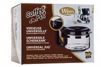 Колба для кофеварок на 9/12 чашек Whirlpool 484000000318 (универсальная)