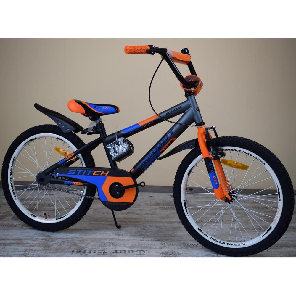Велосипед Azimut Stitch 16 дюйма