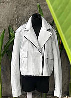 Куртка-косуха из кожи питона, фото 1