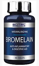 Жиросжигатель Scitec BROMELAIN 90 таблеток