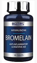 Жіросжігателя Scitec BROMELAIN 90 таблеток
