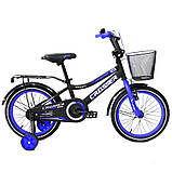 Велосипед двоколісний Crosser Rocky 16 дюймів, фото 3