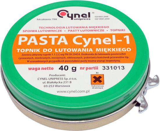 Паста для пайки PASTA CYNEL-1 40г.