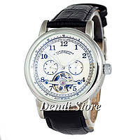 Часы A. Lange & Sohne Unforgettable Masterpieces Tourbograph AA Silver-White Код: 1042-0006