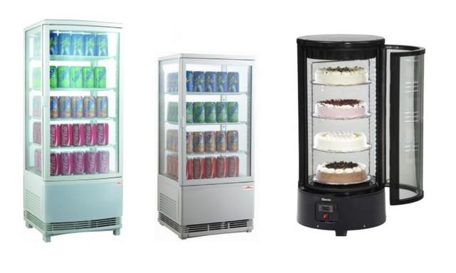 Настольные шкафы холодильные