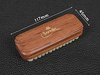 Щетка для замши и нубука Saphir Medaille D'or Crepe Brush
