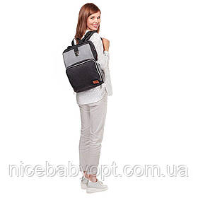 Рюкзак для мамы Kinderkraft Molly Black