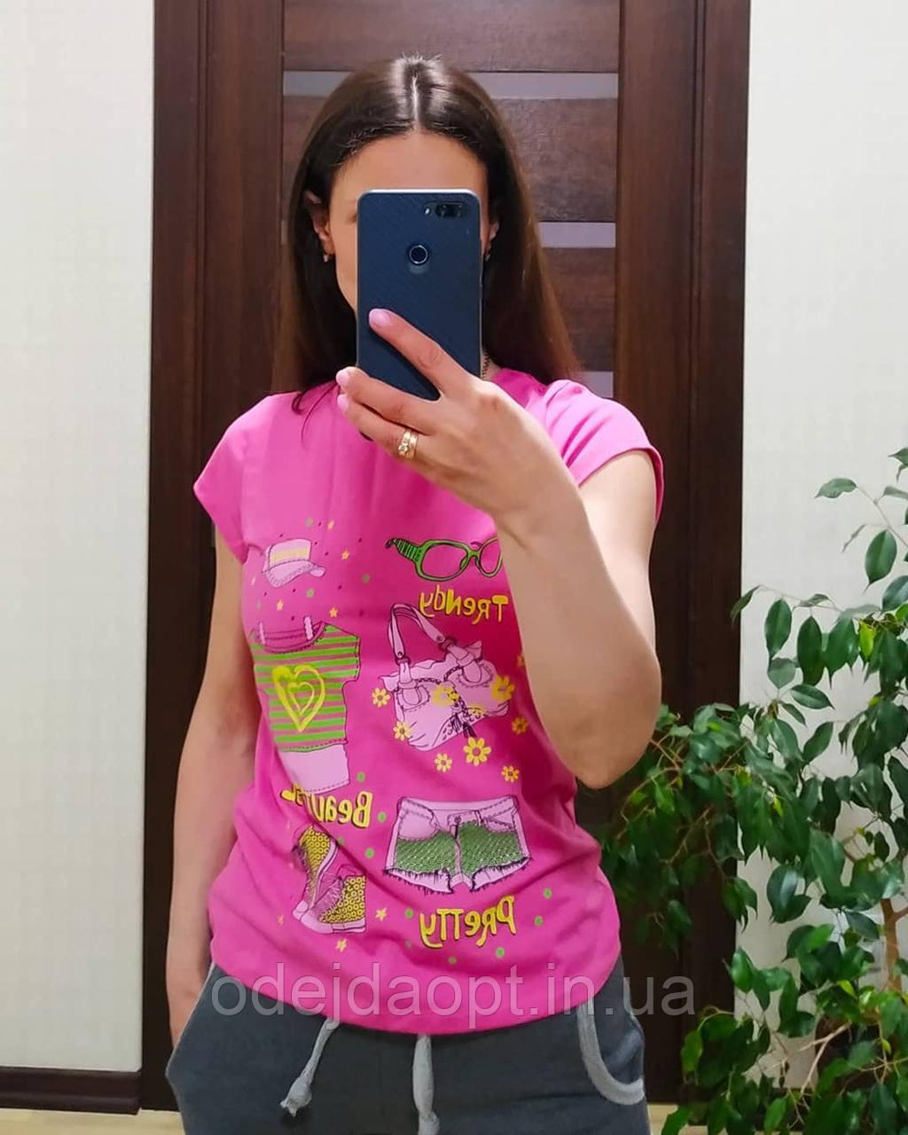 Молодежная подростковая футболка для девочки 9,10,11, 12, 13, 14, лет
