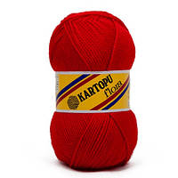 Kartopu Flora красный № 150