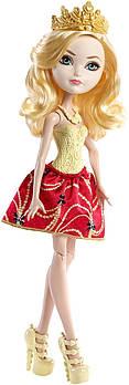 Кукла Ever After High Эппл Вайт   (бюджетная линия (Ever After High Apple White Doll)