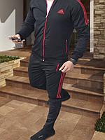 Спортивный костюм мужской Adidas. Адидас мужской спортивный костюм. Спортивный костюм Адидас Черный