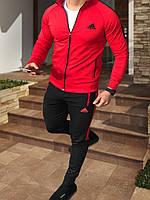 Спортивный костюм мужской Adidas. Адидас мужской спортивный костюм. Спортивный костюм Адидас Красный