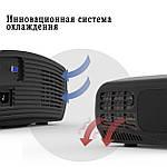 Проектор TouYinger S1080 Android 9 с Wi-Fi мультимедийный проектор для дома, офиса, школы, фото 4