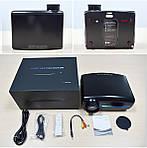 Проектор TouYinger S1080 Android 9 с Wi-Fi мультимедийный проектор для дома, офиса, школы, фото 10