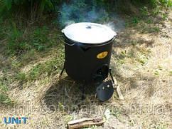 Печі, жаровні, котли BBQ