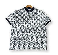 Чоловіча футболка з коміром поло теніска батал (великі розміри 4XL 7XL) Grand la Vita, Туреччина, фото 1