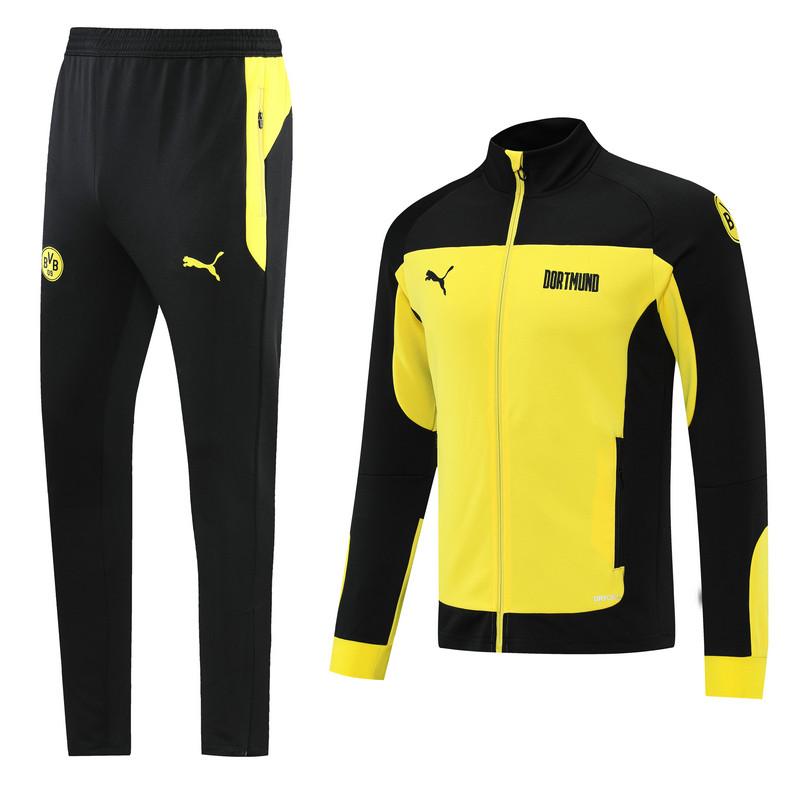 Спортивный тренировочный костюм Боруссия Дортмунд Borussia Dortmund 2021-22