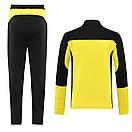Спортивный тренировочный костюм Боруссия Дортмунд Borussia Dortmund 2021-22, фото 2