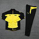 Спортивный тренировочный костюм Боруссия Дортмунд Borussia Dortmund 2021-22, фото 3