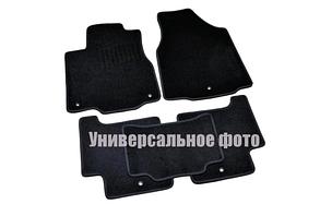 Килимки в салон ворсові AVTM для ВАЗ LADA 2110-13 /Чорні 5шт