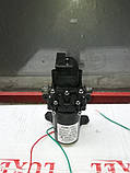Насос для акумуляторного обприскувача з датчиком тиску 2203, фото 3