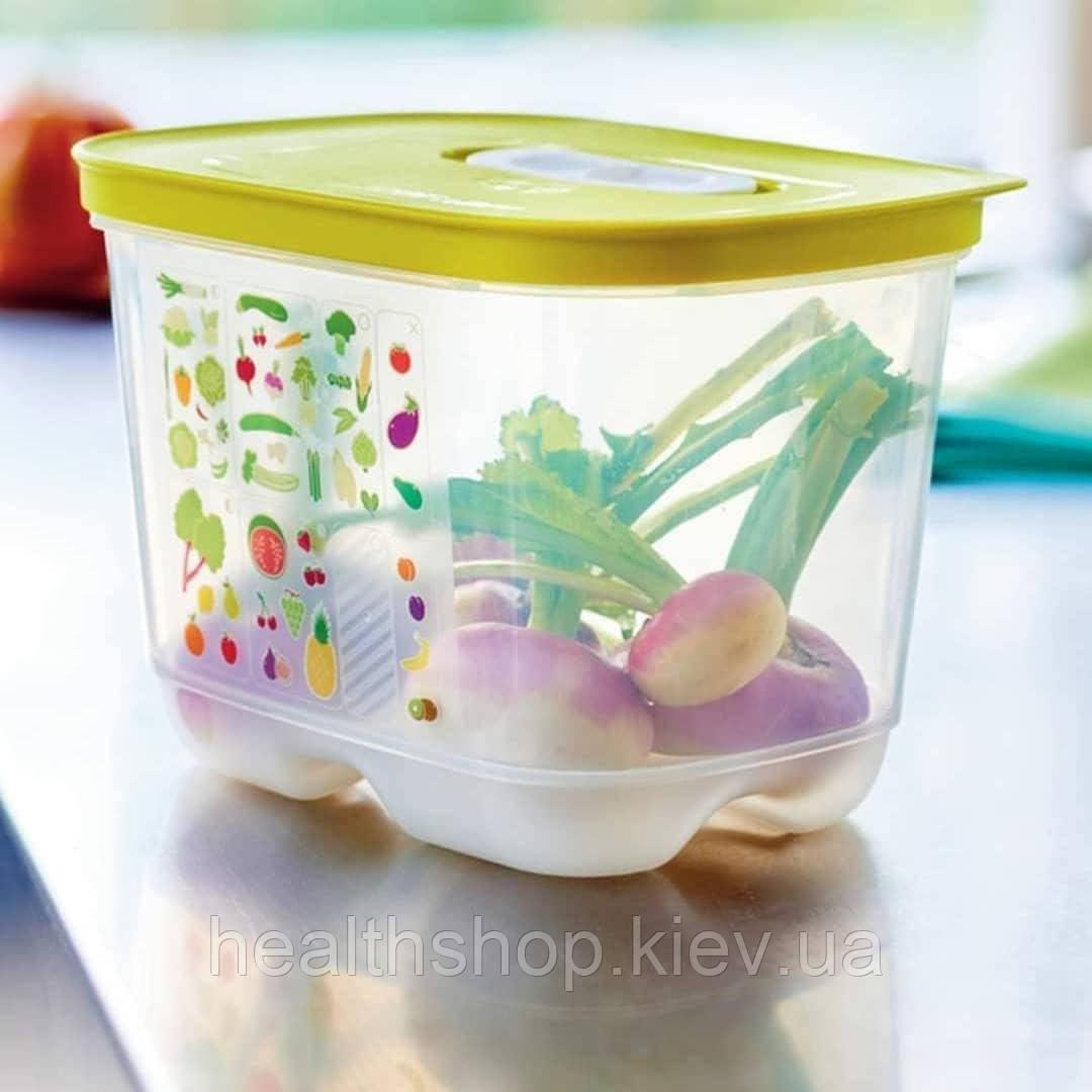 Контейнер Розумний холодильник (1,8 л) для овочів і фруктів Tupperware (Оригінал) Тапервер