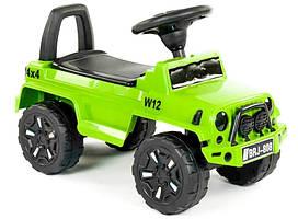 Каталка-толокар Joy 808 G-8001, зелена