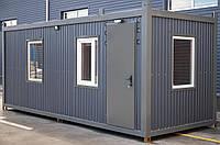 Блок модуль, жилой модульный контейнер. Быстровозводимые мобильные дома