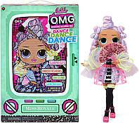 Кукла лол сюрприз ОМГ Мисс Роял MGA LOL Surprise OMG Dance Dance Dance Miss Royale Fashion Doll, фото 1