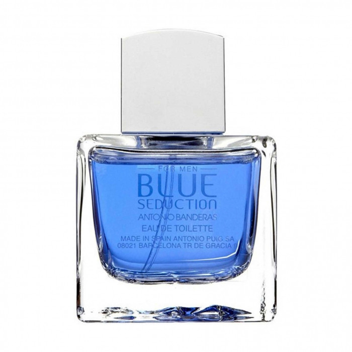 Тестер Туалетная вода для мужчин Blue Seduction Antonio Banderas 100 мл