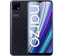 """Смартфон Realme Narzo 30A Black 4/64GB, экран 6.5"""" IPS, Helio G85, 13+8+2/8 Мп, 6000мАч"""