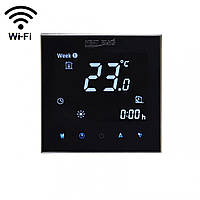 Терморегулятор для теплої підлоги Heat Plus BHT-2000 B WI-Fi