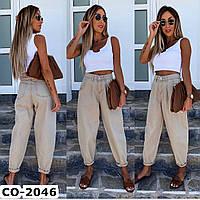 Женские стильные джинсы бананы С, М +большие размеры