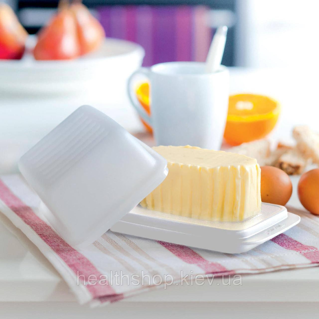 Масленка, Контейнер для сливочного масла Tupperware (Оригинал) Тапервер