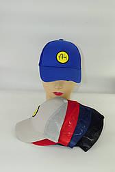 Детская летняя кепка с А4