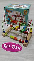 Деревянный Пальчиковый лабиринт 7371 Fun Game