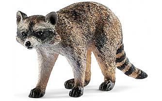 Schleich 14828 Фигурка Енот Raccoon Figurine