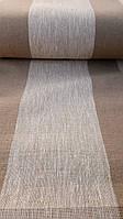Льняна щільна тканина (шир. 50 см), фото 1