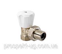 Вентиль радиаторный верхний (угловой) ду15