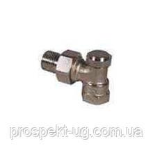 Вентиль радиаторный отсечной (угловой) ду15