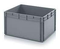 Пластиковый контейнер 800 х 600 х 420